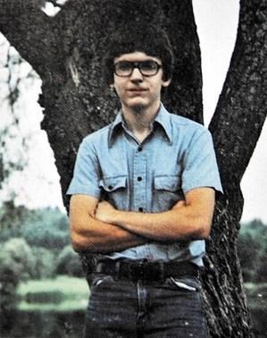 High School Senior, 1984